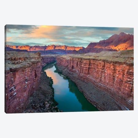 Canyon, Paria River, Vermilion Cliffs National Monument, Arizona Canvas Print #TFI1198} by Tim Fitzharris Canvas Print
