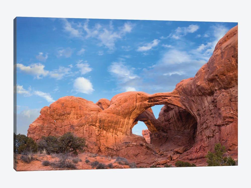 Double Arch Arches National Park Utah Art P Tim Fitzharris Icanvas