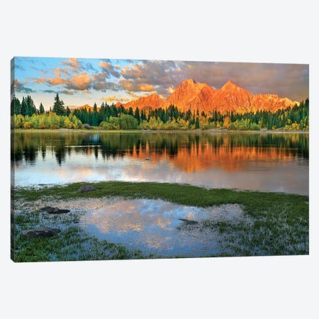 Ruby Range, Lost Lake Slough, Colorado Canvas Print #TFI1421} by Tim Fitzharris Art Print