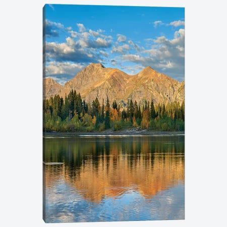 Ruby Range, Lost Lake Slough, Colorado Canvas Print #TFI1422} by Tim Fitzharris Canvas Print