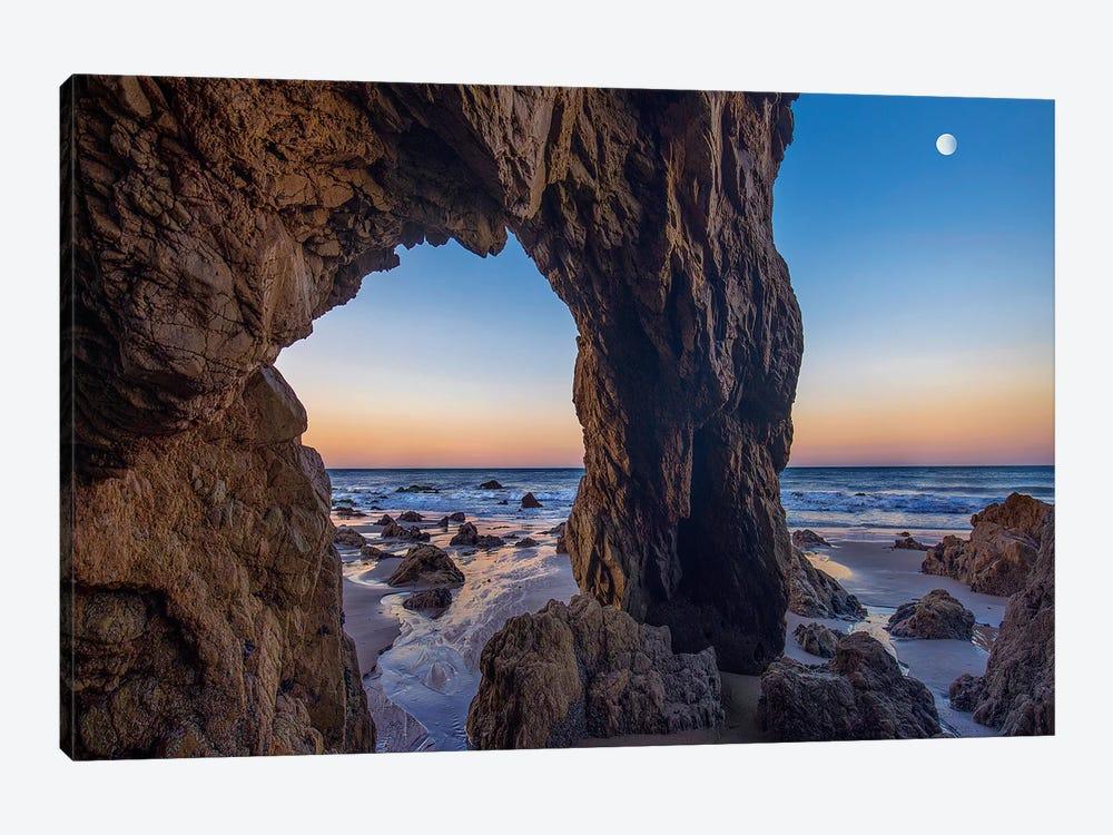 Sea Arch, El Matador State Beach, California by Tim Fitzharris 1-piece Canvas Art