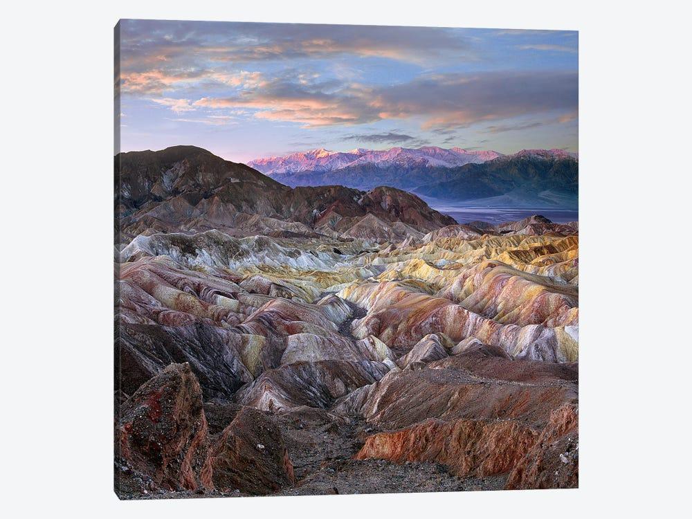 Zabriskie Point, Death Valley National Park, California by Tim Fitzharris 1-piece Canvas Art