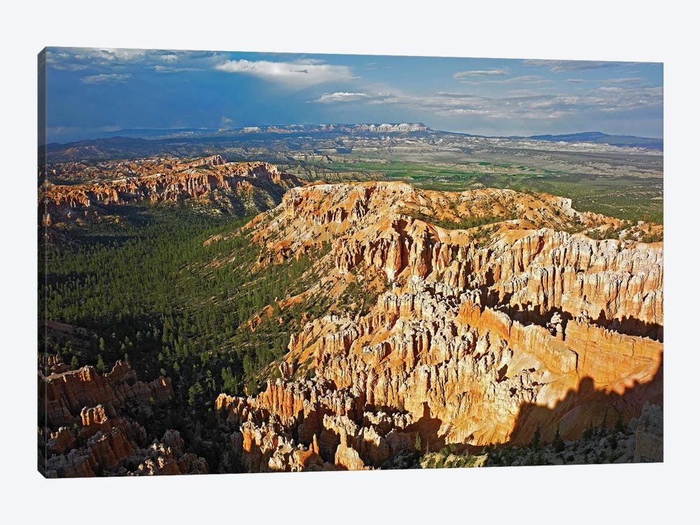 Bryce Canyon National Park Seen From Bryce Point, Utah II by Tim Fitzharris 1-piece Canvas Artwork