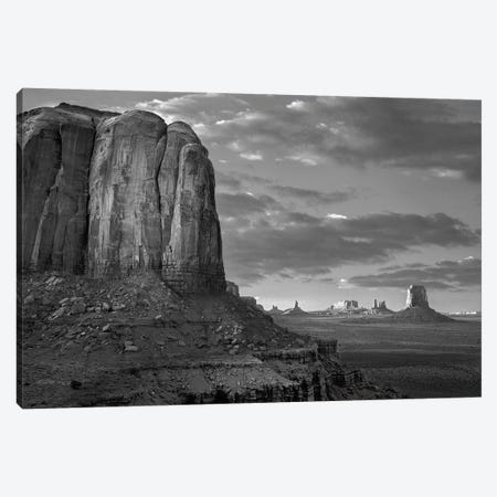 Buttes, Monument Valley, Arizona Canvas Print #TFI1552} by Tim Fitzharris Art Print