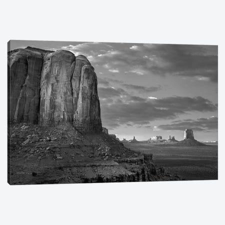 Buttes, Monument Valley, Arizona Canvas Print #TFI1552} by Tim Fitzharris Art Print