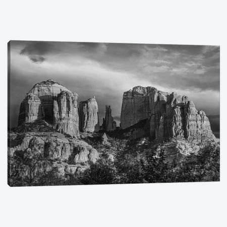 Cathedral Rock, Coconino National Fores,Sedona, Arizona Canvas Print #TFI1566} by Tim Fitzharris Canvas Print