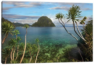 Cadlao Island Near El Nido, Palawan, Philippines Canvas Art Print