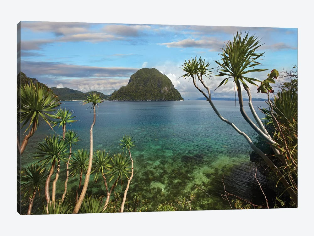 Cadlao Island Near El Nido, Palawan, Philippines by Tim Fitzharris 1-piece Art Print