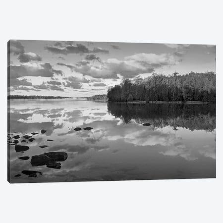 Cyprus Lake, Bruce Peninsula National Park, Ontario, Canada Canvas Print #TFI1588} by Tim Fitzharris Canvas Artwork