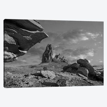 El Capitan, Monument Valley, Arizona Canvas Print #TFI1594} by Tim Fitzharris Canvas Art