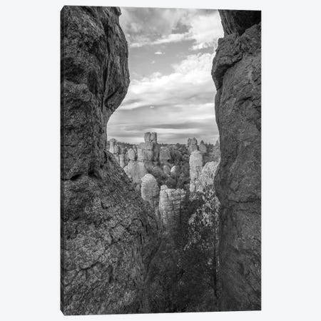 Hoodoos, Echo Canyon, Arizona Canvas Print #TFI1643} by Tim Fitzharris Art Print