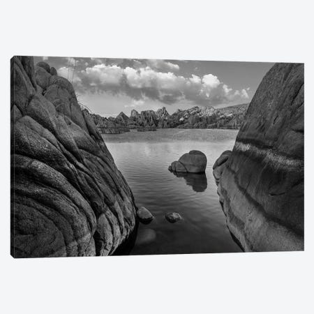 Lakeshore, Watson Lake, Arizona Canvas Print #TFI1649} by Tim Fitzharris Canvas Print