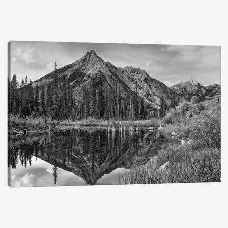 Mount Lorette, Alberta, Canada Canvas Print #TFI1677} by Tim Fitzharris Canvas Art Print