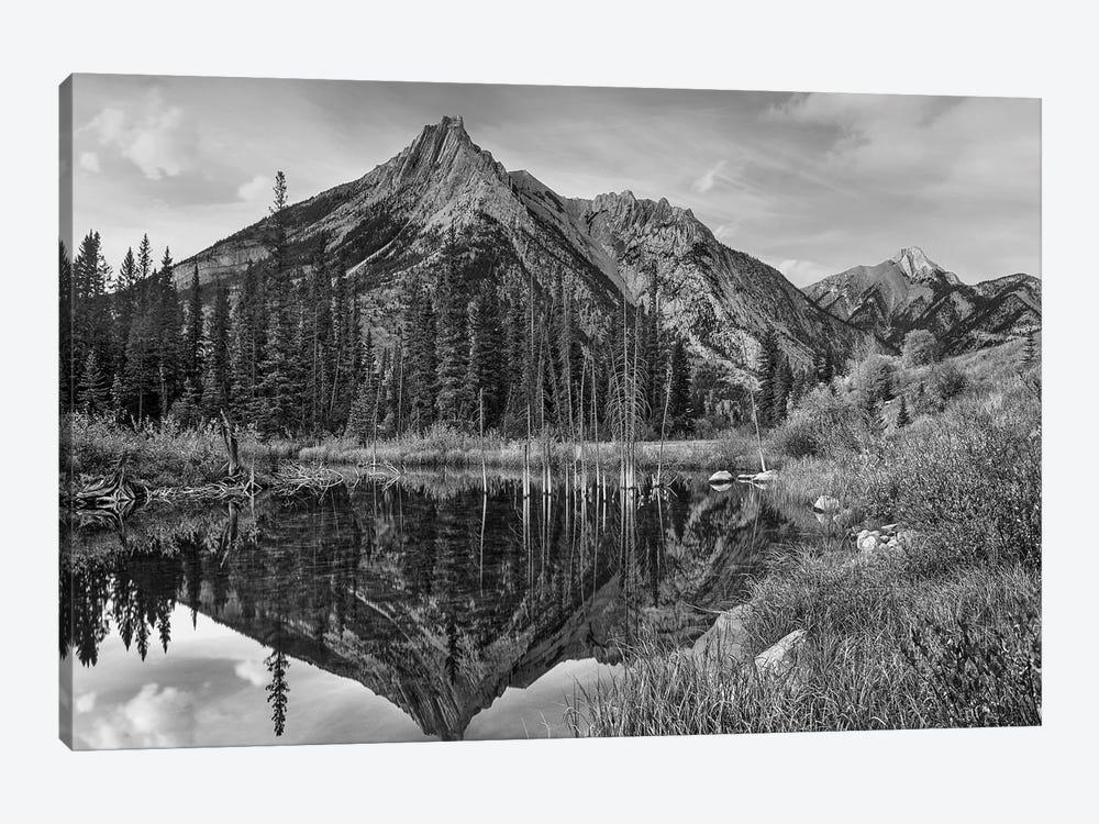 Mount Lorette, Alberta, Canada by Tim Fitzharris 1-piece Canvas Art Print