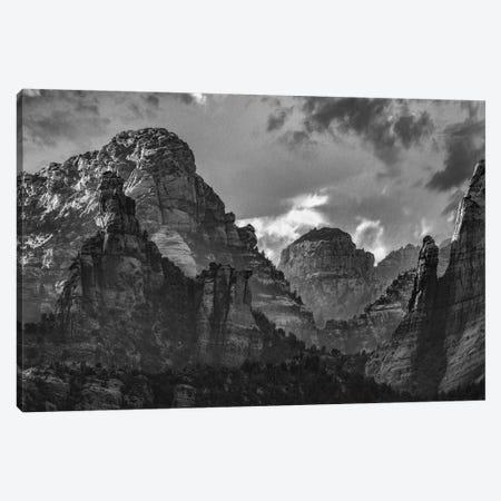 Red-Rock Secret Mountain Wilderness near Sedona, Arizona, USA. Canvas Print #TFI1733} by Tim Fitzharris Canvas Print