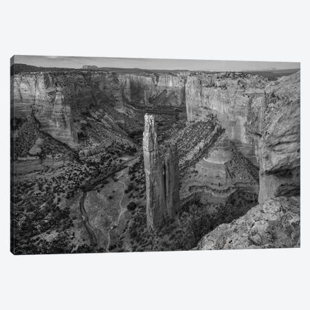 Spider Rock, Canyon de Chelley, Arizona Canvas Print #TFI1787} by Tim Fitzharris Canvas Print