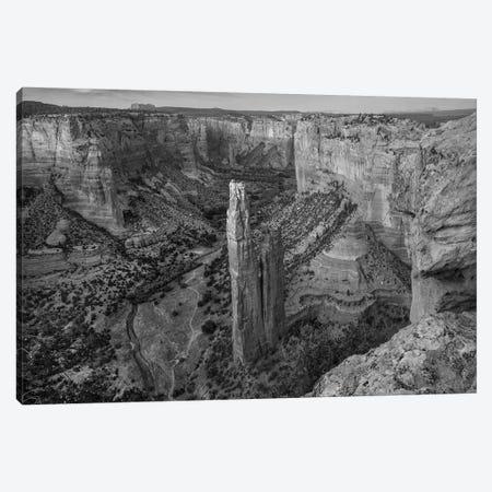 Spider Rock, Canyon de Chelley, Arizona Canvas Print #TFI1787} by Tim Fitzharris Canvas Print