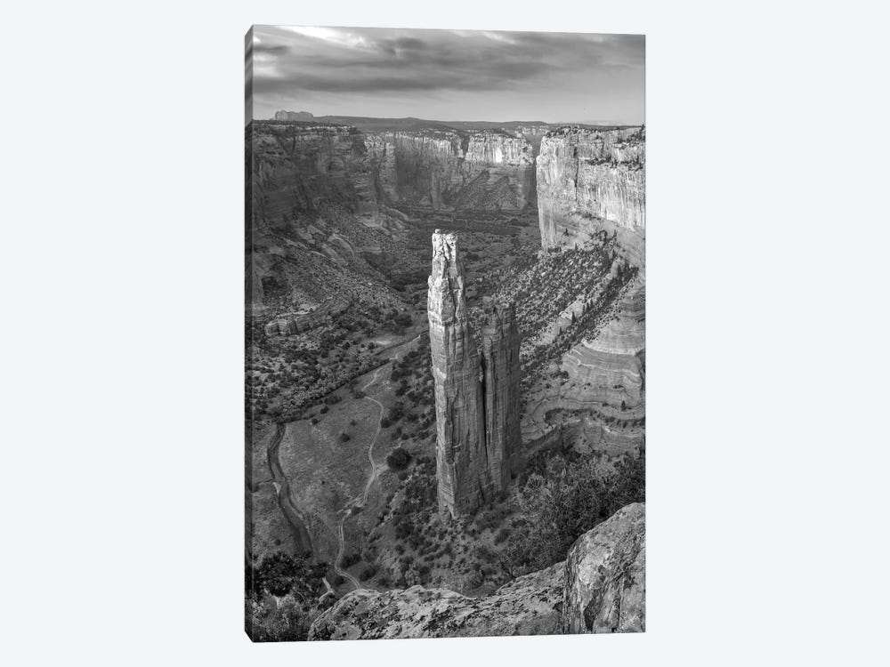 Spider Rock, Canyon de Chelley, Arizona by Tim Fitzharris 1-piece Canvas Wall Art