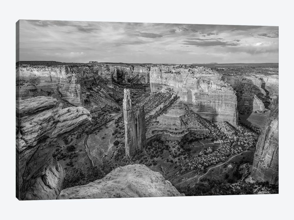 Spider Rock, Canyon de Chelley, Arizona by Tim Fitzharris 1-piece Art Print