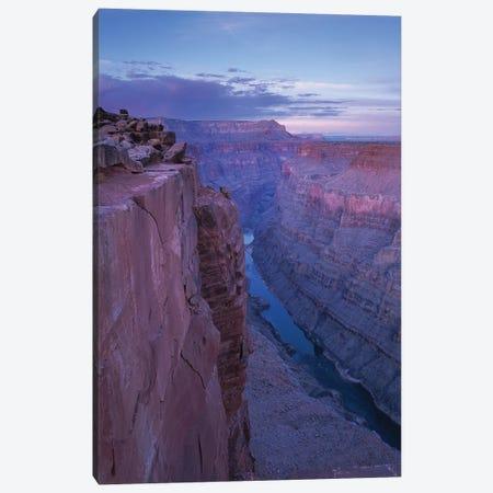 Colorado River From Toroweap Overlook, Grand Canyon National Park, Arizona I Canvas Print #TFI248} by Tim Fitzharris Canvas Artwork