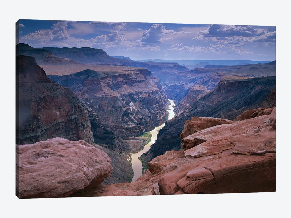 Colorado River, Grand Canyon National Park, Arizona by Tim Fitzharris 1-piece Canvas Print