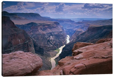 Colorado River, Grand Canyon National Park, Arizona Canvas Art Print