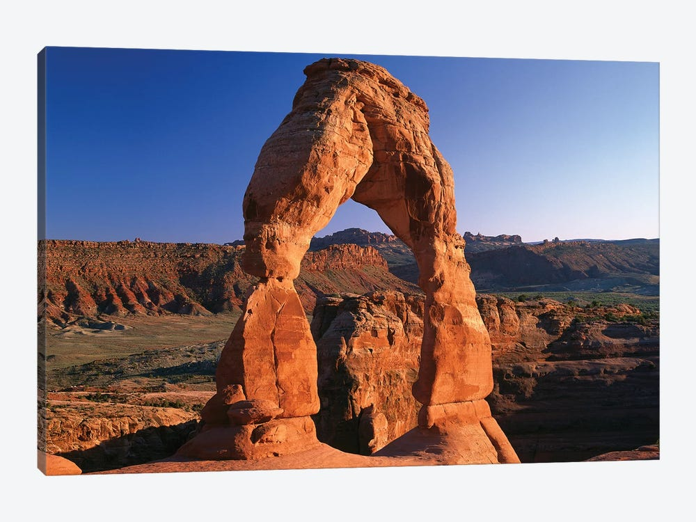 Delicate Arch In Arches National Park, Utah I by Tim Fitzharris 1-piece Art Print