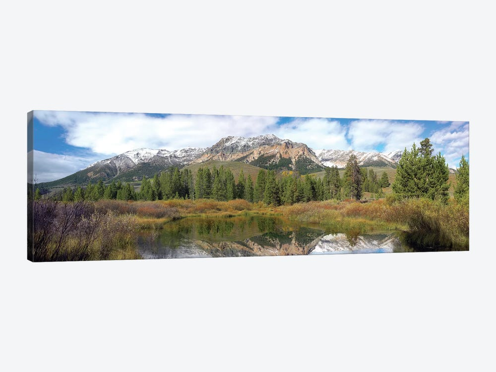 Easely Peak, Boulder Mountains, Idaho by Tim Fitzharris 1-piece Canvas Wall Art