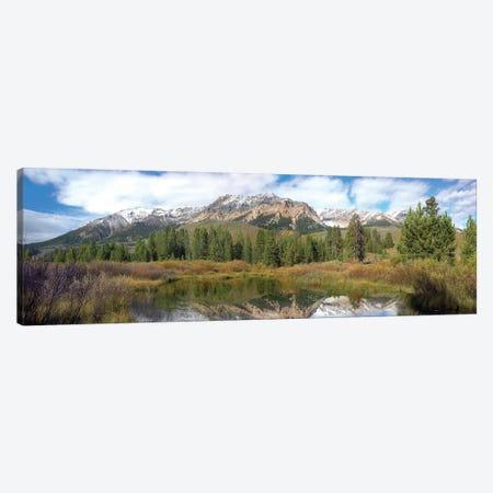 Easely Peak, Boulder Mountains, Idaho Canvas Print #TFI320} by Tim Fitzharris Canvas Art Print