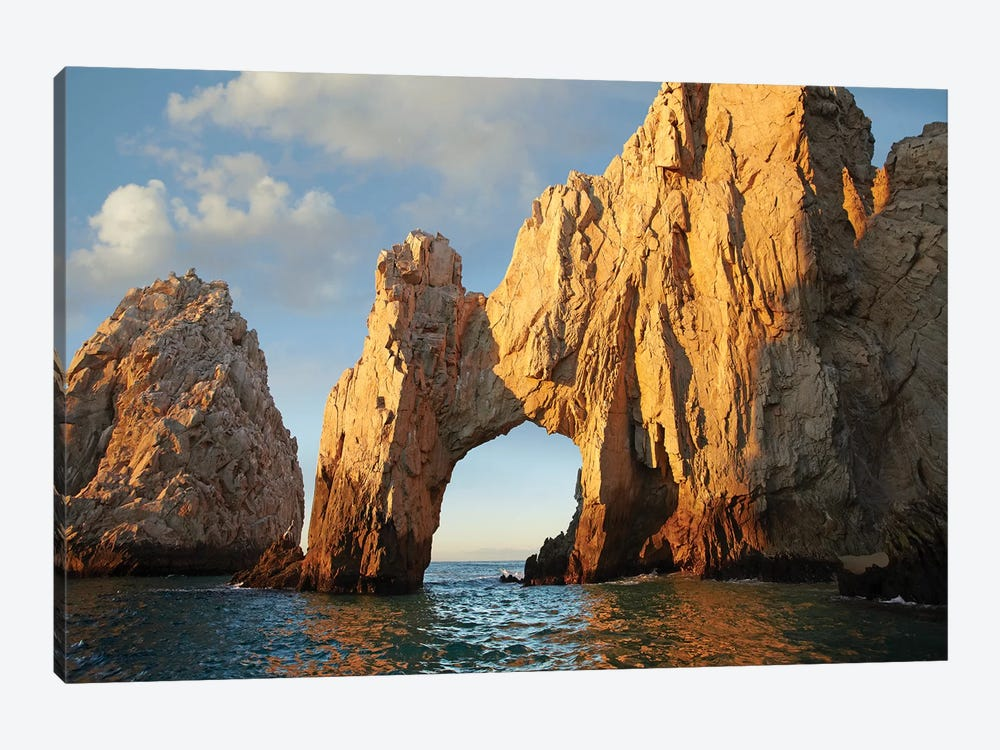 El Arco And Sea Stacks, Cabo San Lucas, Mexico II by Tim Fitzharris 1-piece Canvas Art Print