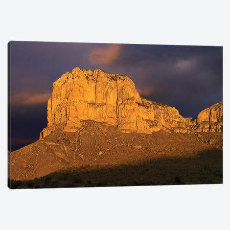 El Capitan, Guadalupe Mountains National Park, Texas II Canvas Print #TFI337} by Tim Fitzharris Canvas Art Print