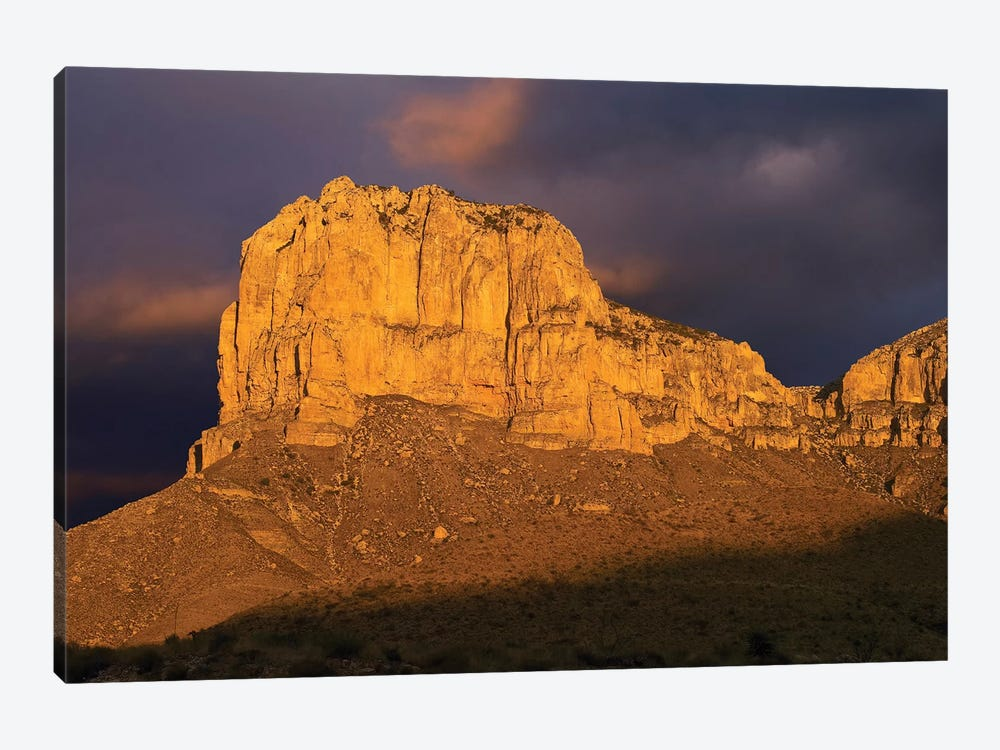 El Capitan, Guadalupe Mountains National Park, Texas II by Tim Fitzharris 1-piece Canvas Artwork