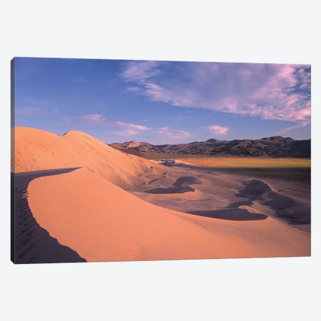 Eureka Dunes, Death Valley National Park, California Canvas Print #TFI351} by Tim Fitzharris Canvas Art