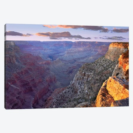 Grand Canyon, Grand Canyon National Park, Arizona Canvas Print #TFI401} by Tim Fitzharris Canvas Artwork
