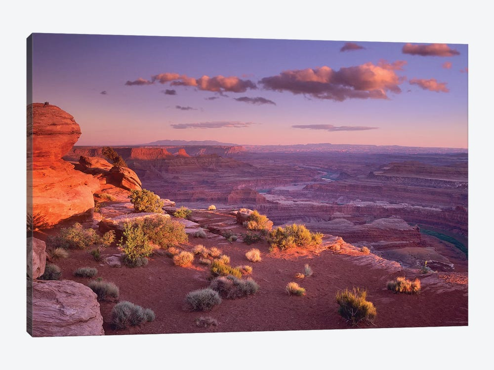 Green River Overlook, Canyonlands National Park, Utah by Tim Fitzharris 1-piece Canvas Artwork