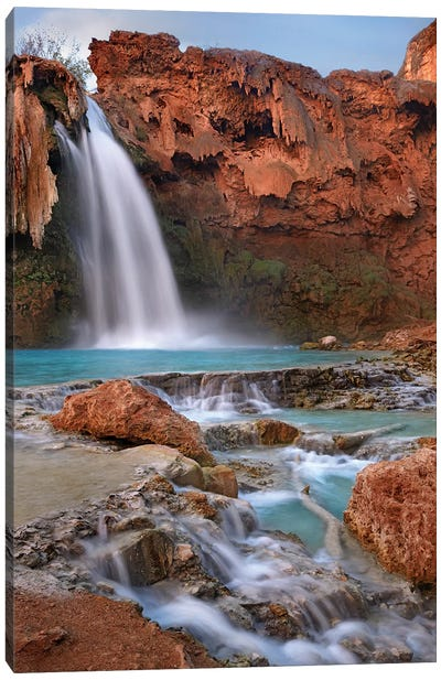 Havasu Falls, Grand Canyon, Arizona III Canvas Art Print