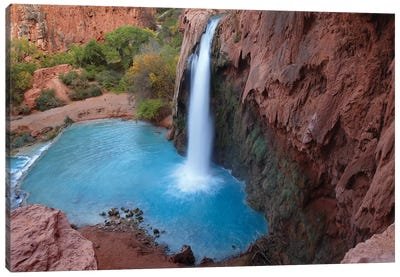 Havasu Falls, Grand Canyon, Arizona VII Canvas Art Print