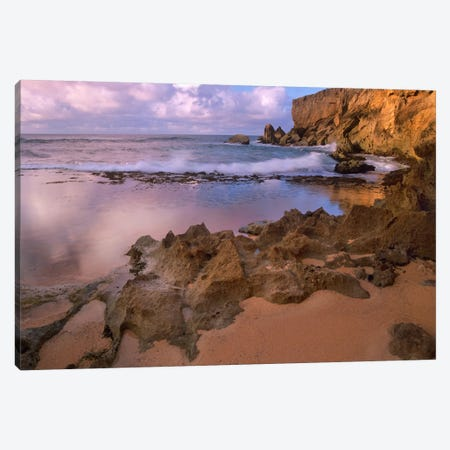Keoneloa Bay, Kauai, Hawaii Canvas Print #TFI495} by Tim Fitzharris Canvas Artwork