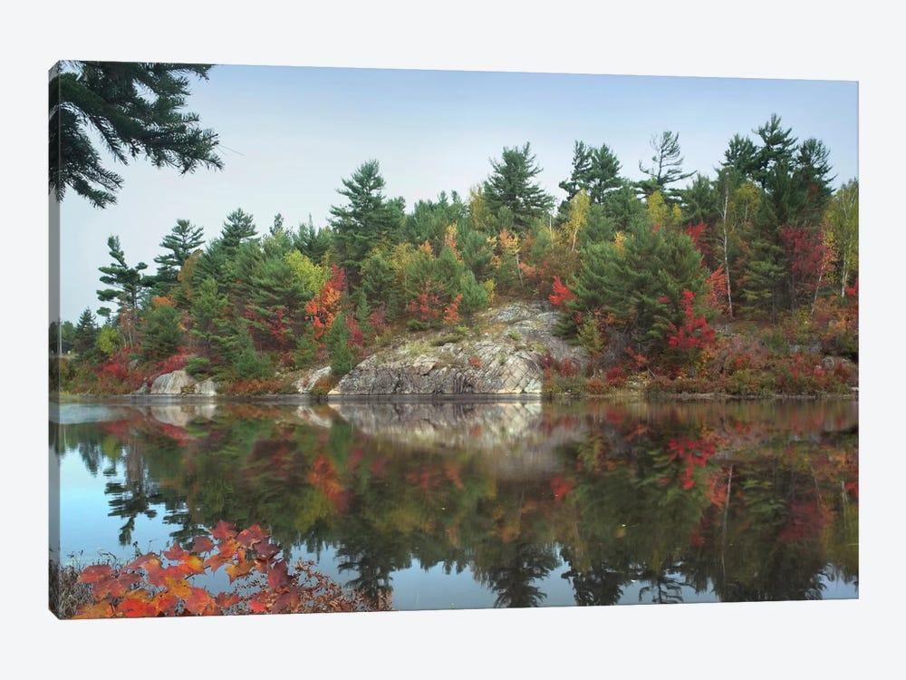 Lake Near French River, Ontario, Canada by Tim Fitzharris 1-piece Art Print
