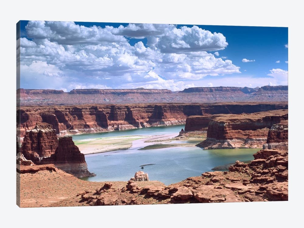 Lake Powell, Glen Canyon National Recreation Area, Utah by Tim Fitzharris 1-piece Canvas Artwork