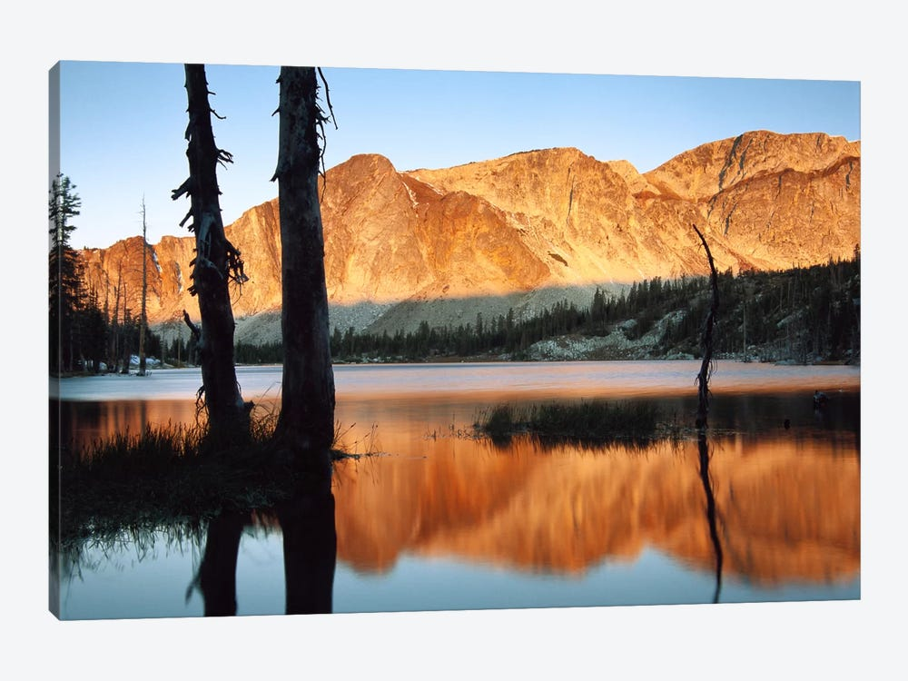 Medicine Bow Mountains, Wyoming by Tim Fitzharris 1-piece Canvas Art Print