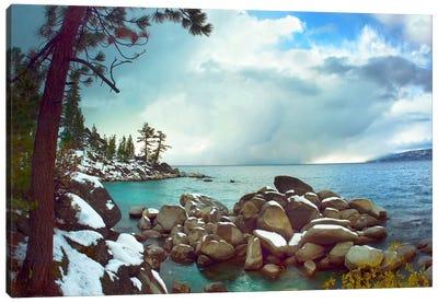 Memorial Point, Lake Tahoe, Nevada II Canvas Art Print