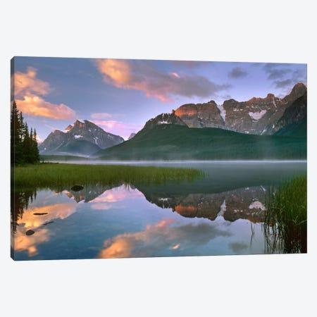 Mount Patterson, Waputik Range, Banff National Park, Alberta, Canada Canvas Print #TFI636} by Tim Fitzharris Canvas Wall Art
