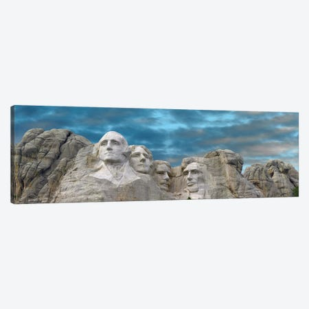 Mount Rushmore National Monument Near Keystone, South Dakota II Canvas Print #TFI645} by Tim Fitzharris Canvas Print
