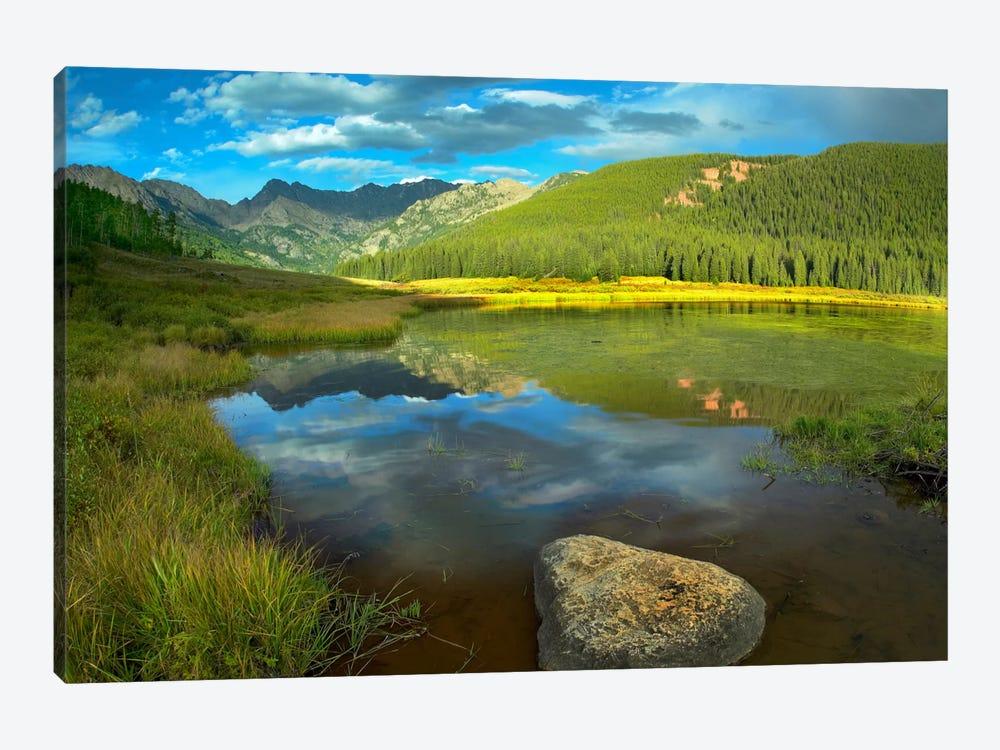 Mt Powell And Piney Lake, Colorado I by Tim Fitzharris 1-piece Art Print