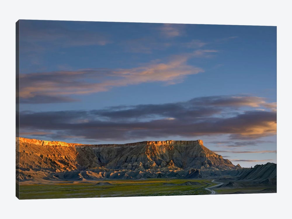 North Caineville Mesa Near Capitol Reef National Park, Utah by Tim Fitzharris 1-piece Art Print