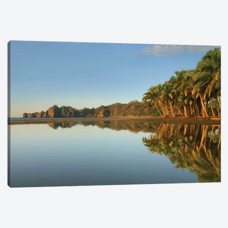Playa Carillo, Guanacaste, Costa Rica Canvas Print #TFI797} by Tim Fitzharris Art Print