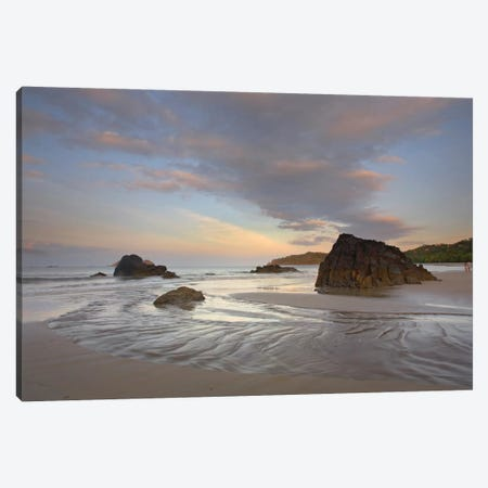 Playa Espadilla, Manuel Antonio National Park, Costa Rica Canvas Print #TFI798} by Tim Fitzharris Canvas Wall Art
