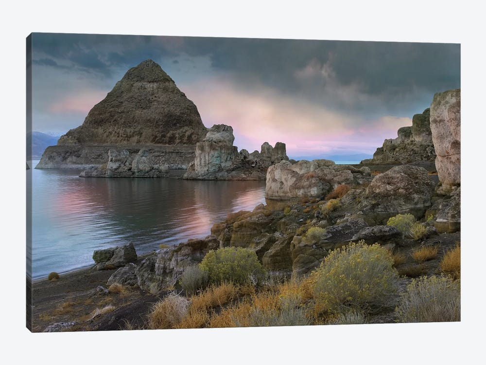 Pyramid Lake, Nevada by Tim Fitzharris 1-piece Art Print