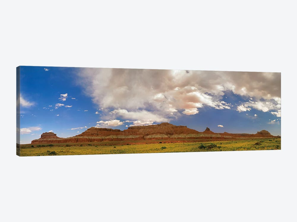 Big Wild Horse Mesa Near Goblin Valley, Utah by Tim Fitzharris 1-piece Canvas Artwork